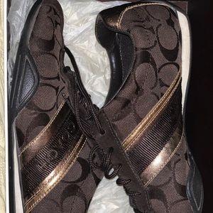 Coach Jayme size 7 women's shoes